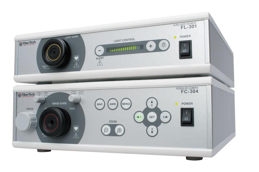 内視鏡システム (3CMOS HDカメラFC-304)