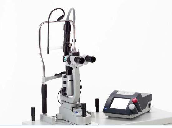 PDT(光線力学療法)レーザー (VISULAS 690S)